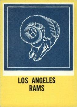 1967 Philadelphia #96 Los Angeles Rams