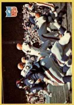1967 Philadelphia #193 Browns Play/Leroy Kelly