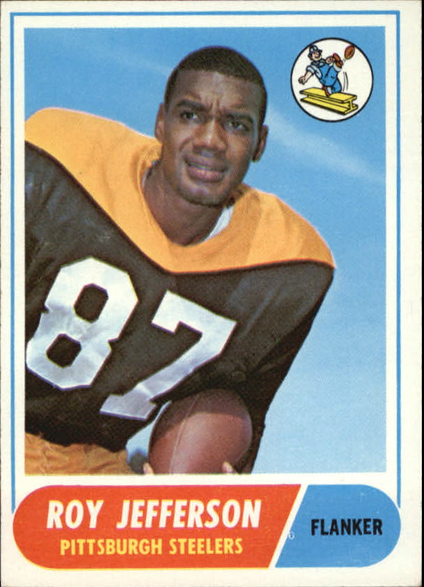 1968 Topps #85 Roy Jefferson