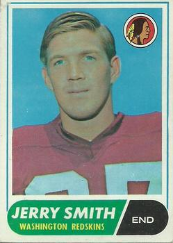 1968 Topps #140 Jerry Smith