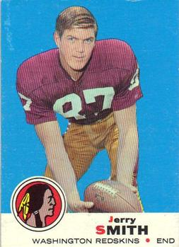 1969 Topps #45 Jerry Smith