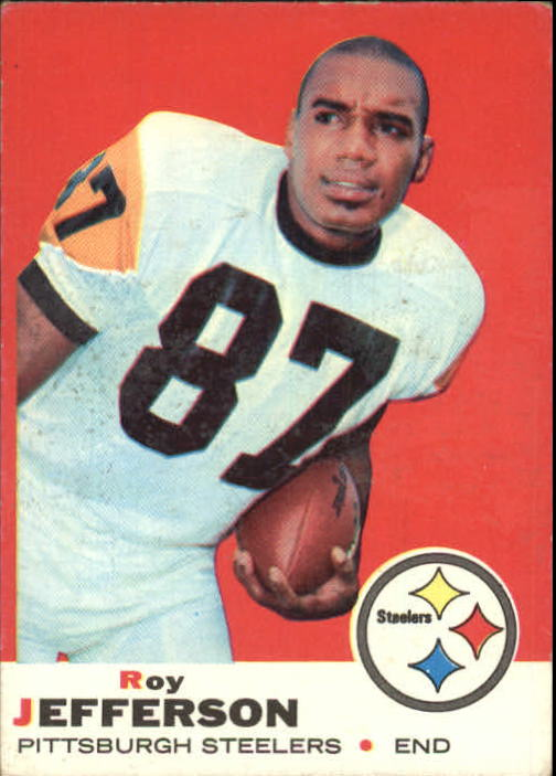 1969 Topps #111 Roy Jefferson