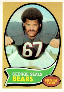 1970 Topps #12 George Seals RC