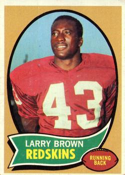 1970 Topps #24 Larry Brown RC