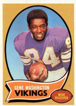 1970 Topps #29 Gene Washington Vik RC