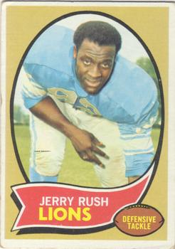 1970 Topps #32 Jerry Rush RC