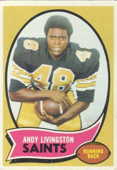 1970 Topps #46 Andy Livingston