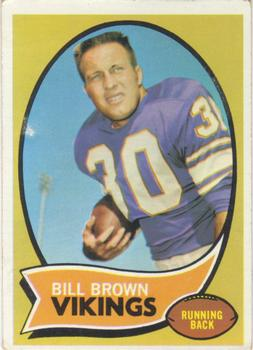 1970 Topps #83 Bill Brown