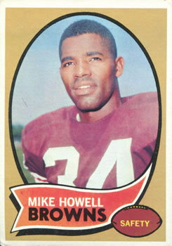 1970 Topps #91 Mike Howell RC