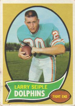 1970 Topps #94 Larry Seiple RC