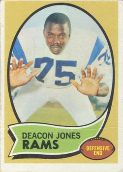 1970 Topps #125 Deacon Jones