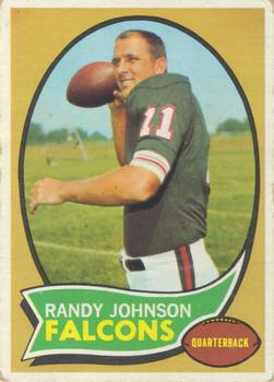 1970 Topps #126 Randy Johnson