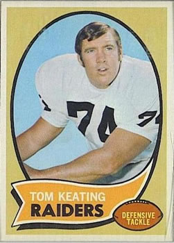 1970 Topps #171 Tom Keating