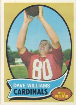 1970 Topps #208 Dave Williams