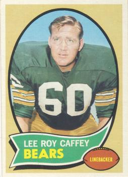1970 Topps #236 Lee Roy Caffey