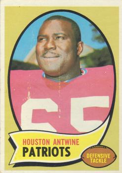 1970 Topps #255 Houston Antwine front image