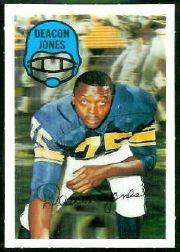 1970 Kellogg's #38 Deacon Jones