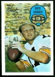 1970 Kellogg's #45 Dick Shiner