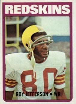 1972 Topps #142 Roy Jefferson