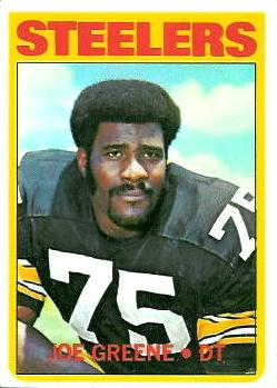 1972 Topps #230 Joe Greene
