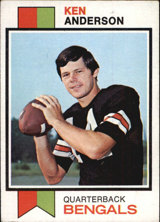 1973 Topps #34 Ken Anderson RC