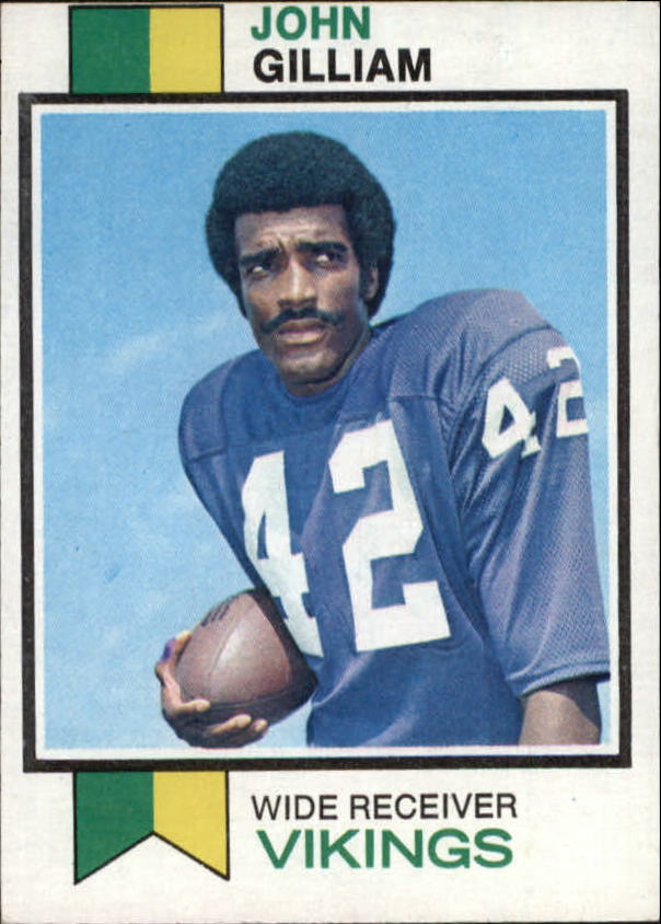 1973 Topps #85 John Gilliam