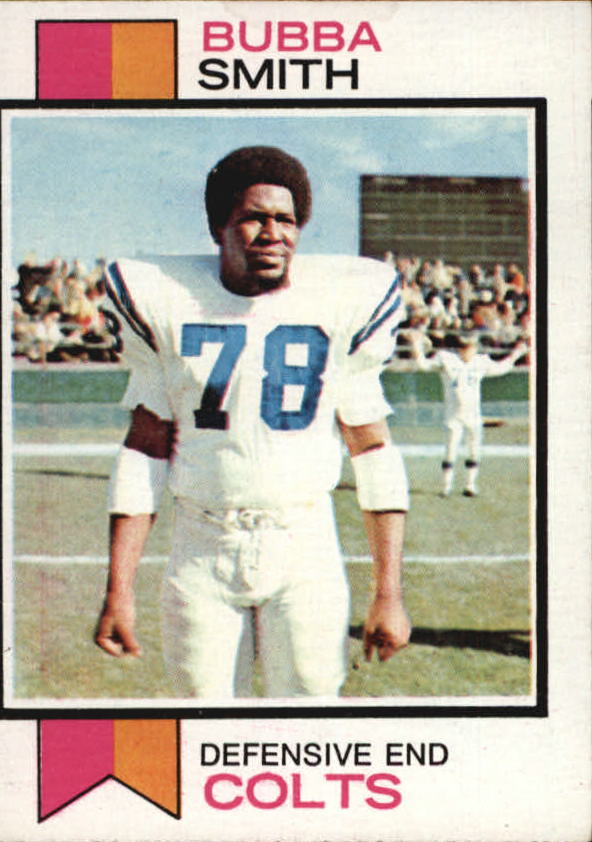 1973 Topps #155 Bubba Smith