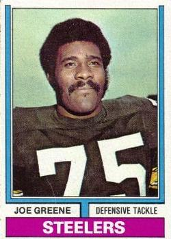 1974 Topps #40 Joe Greene