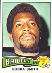 1975 Topps #33 Bubba Smith