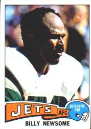 1975 Topps #94 Billy Newsome
