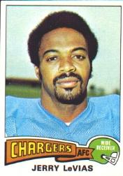 1975 Topps #181 Jerry LeVias front image