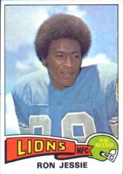1975 Topps #253 Ron Jessie front image