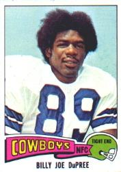 1975 Topps #311 Billy Joe DuPree