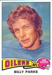 1975 Topps #324 Billy Parks