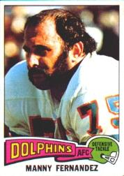 1975 Topps #378 Manny Fernandez