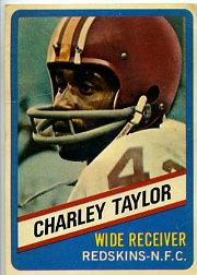 1976 Wonder Bread #5 Charley Taylor