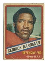1976 Wonder Bread #13 Cedrick Hardman