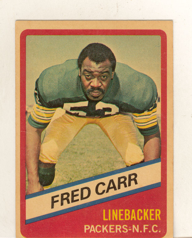 1976 Wonder Bread #19 Fred Carr