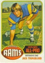 1976 Topps #310 Jack Youngblood