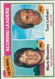 1977 Topps #4 Scoring Leaders