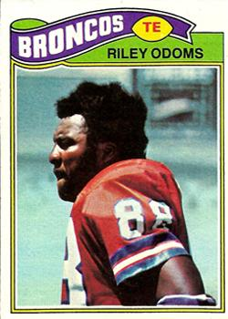 1977 Topps #35 Riley Odoms