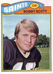 1977 Topps #36 Bobby Scott