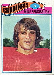 1977 Topps #41 Mike Sensibaugh