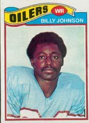 1977 Topps #59 Billy Johnson