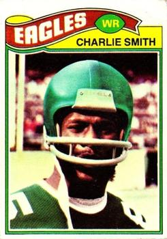 1977 Topps #103 Charlie Smith WR