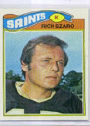 1977 Topps #182 Rich Szaro RC