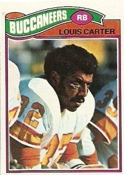 1977 Topps #268 Louis Carter RC
