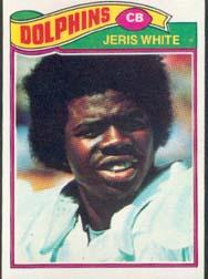 1977 Topps #336 Jeris White RC