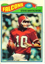 1977 Topps #363 Steve Bartkowski