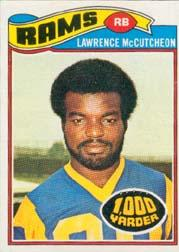 1977 Topps #375 Lawrence McCutcheon